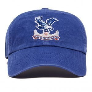 47 Brand Crystal Palace Fc Clean Up Cap Lippis Sininen