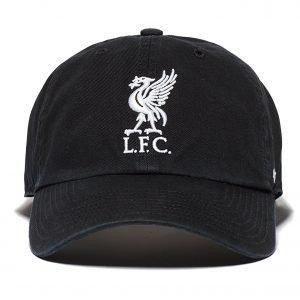47 Brand Liverpool Fc Cap Lippis Musta