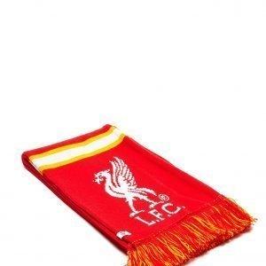 47 Brand Liverpool Fc Scarf Punainen