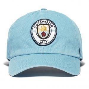 47 Brand Manchester City Fc Cap Lippis Sky Blue