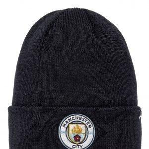 47 Brand Manchester City Fc Cuffed Beanie Hat Laivastonsininen