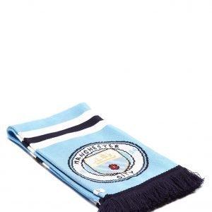 47 Brand Manchester City Fc Scarf Sky Blue