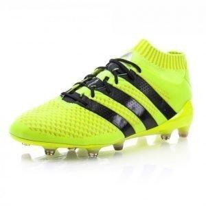 Adidas Ace 16.1 Primeknit Fg Jalkapallokengät Nurmelle Keltainen
