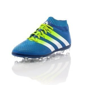 Adidas Ace 16.1 Primeknit Fg/Ag Jalkapallokengät Sininen
