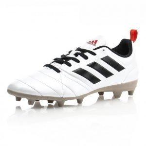 Adidas Ace 17.4 Fg W Jalkapallokengät Nurmelle Valkoinen / Musta