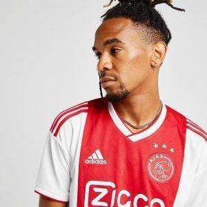 Adidas Ajax 2018/19 Home Paita Valkoinen