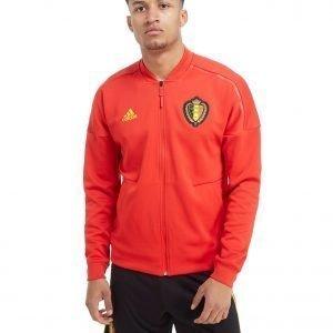 Adidas Belgium 2018 Z.N.E Jacket Punainen