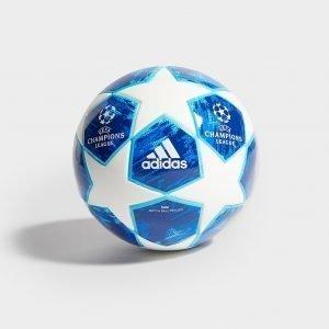 Adidas Champions League Finale 2018/19 Mini Football Jalkapallo Sininen
