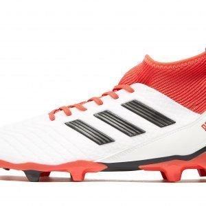 Adidas Cold Blooded Predator 18.3 Fg Jalkapallokengät Valkoinen
