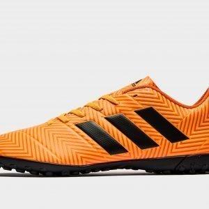 Adidas Energy Mode Nemeziz 18.4 Tf Jalkapallokengät Oranssi