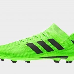 Adidas Energy Mode Nemeziz Messi 18.3 Fg Jalkapallokengät Vihreä