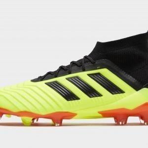 Adidas Energy Mode Predator 18.1 Fg Jalkapallokengät Keltainen