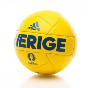 Adidas Euro 16 Olp Sweden Jalkapallo Keltainen