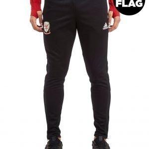 Adidas Fa Wales 2018/19 Training Pants Musta