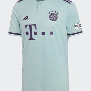Adidas Fc Bayern Munich 2018/19 Away Shirt Vihreä