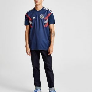 Adidas Fc Bayern Munich 2018/19 Pre Match Shirt Sininen