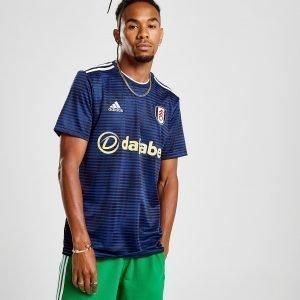 Adidas Fulham Fc 2018/19 Away Shirt Sininen
