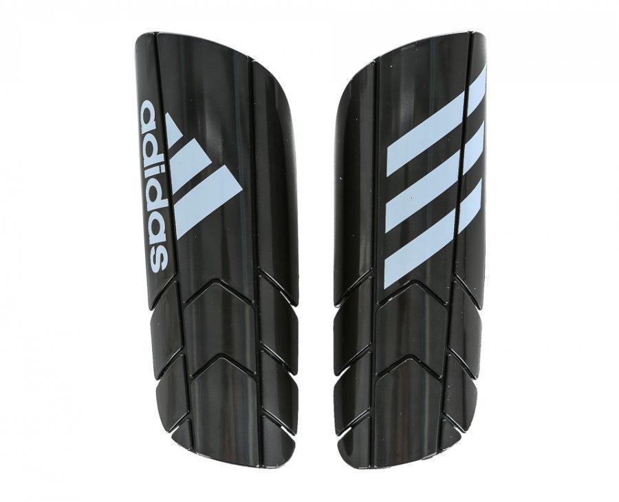 sports shoes c6662 3da3b Adidas Ghost Pro Säärisuojat Musta   Valkoinen