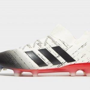 Adidas Initiator Nemeziz 18.1 Fg Jalkapallokengät Luonnonvalkoinen