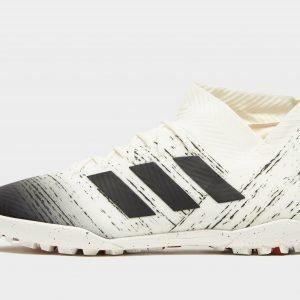 Adidas Initiator Nemeziz 18.3 Tf Jalkapallokengät Luonnonvalkoinen