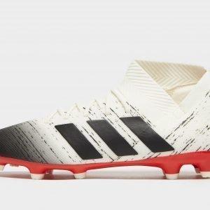 Adidas Initiator Nemeziz Jalkapallokengät Luonnonvalkoinen