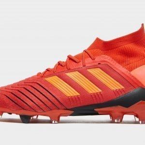 Adidas Initiator Predator 19.1 Fg Jalkapallokengät Punainen