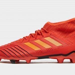 Adidas Initiator Predator 19.2 Fg Jalkapallokengät Punainen