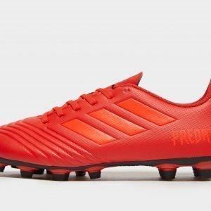 Adidas Initiator Predator 19.4 Fg Jalkapallokengät Punainen
