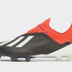 Adidas Initiator X 18.1 Fg Jalkapallokengät Musta