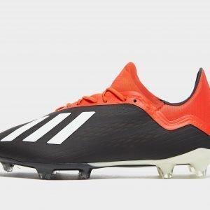 Adidas Initiator X 18.2 Fg Jalkapallokengät Musta