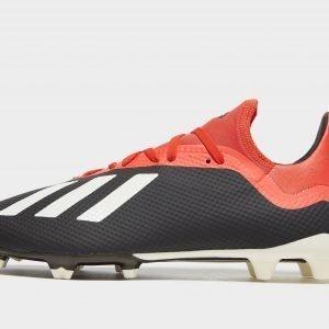 Adidas Initiator X 18.3 Fg Jalkapallokengät Musta