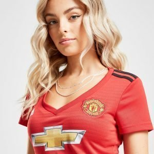 Adidas Manchester United 2018/19 Kotipaita Punainen