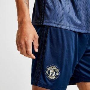 Adidas Manchester United 2018/19 Third Shortsit Laivastonsininen