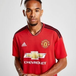 Adidas Manchester United Fc 2018/19 Kotipaita Punainen
