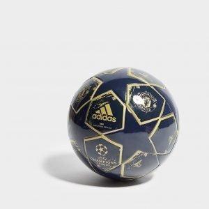 Adidas Manchester United Fc Finale 2018 Mini Ball Jalkapallo Sininen
