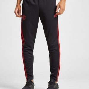 Adidas Manchester United Fc Track Pants Musta