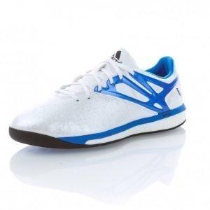 Adidas Messi 10.1 Boost Sisäjalkapallokengät Valkoinen / Sininen