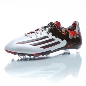 Adidas Messi 10.1 Fg Jalkapallokengät Nurmelle Valkoinen / Musta