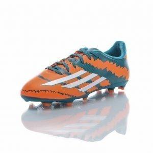 Adidas Messi 10.3 Fg J Jalkapallokengät Nurmelle Oranssi