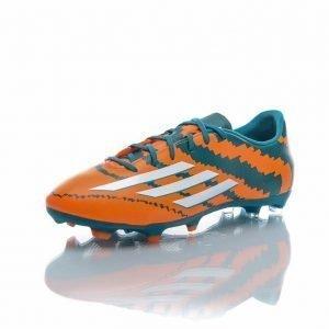 Adidas Messi 10.3 Fg Jalkapallokengät Nurmelle Oranssi