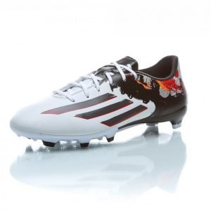 Adidas Messi 10.3 Fg Jalkapallokengät Nurmelle Valkoinen / Musta