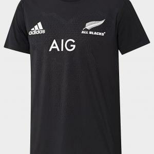 Adidas New Zealand All Blacks Performance T-Shirt Musta