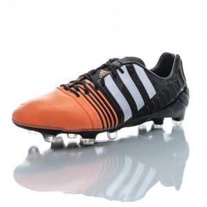 Adidas Nitrocharge 1.0 Fg Jalkapallokengät Nurmelle Musta / Oranssi