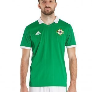 Adidas Northern Ireland 2018/19 Home Shirt Vihreä