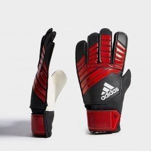 Adidas Predator Goalkeeper Gloves Maalivahdin Hanskat Musta