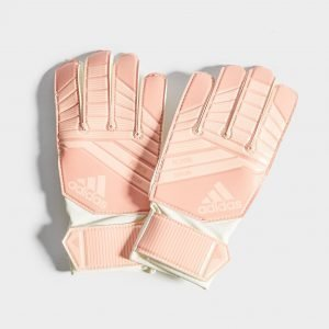 Adidas Predator Goalkeeper Gloves Maalivahdin Hanskat Vaaleanpunainen
