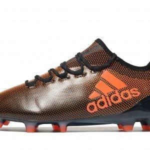Adidas Pyro Storm X 17.1 Fg Jalkapallokengät Musta