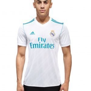 Adidas Real Madrid 2017 / 18 Home Shirt Valkoinen