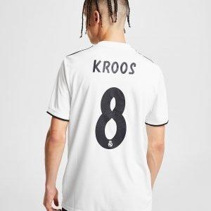 Adidas Real Madrid 2018/19 Kroos #8 Kotipaita Valkoinen