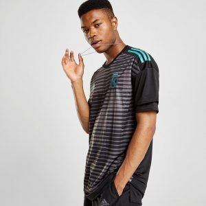 Adidas Real Madrid 2018/19 Pre Match Shirt Musta